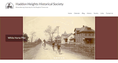Preview of hhhistorical.org